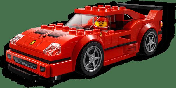 LEGO® Ferrari F40 Competizione